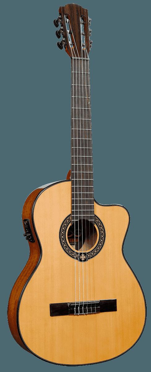 Lâg Guitares Classiques OC66CE