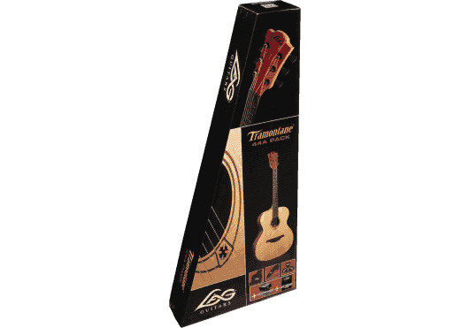 Lâg GUITARES FOLK T44A-PACK