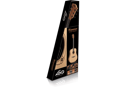 Lâg GUITARES FOLK T44D-PACK