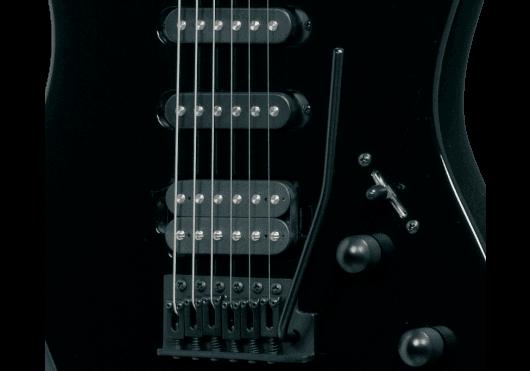 Lâg Guitares Electriques A66-BLK