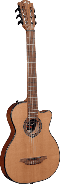 Lâg Guitares Classiques OCSH1500-NAT
