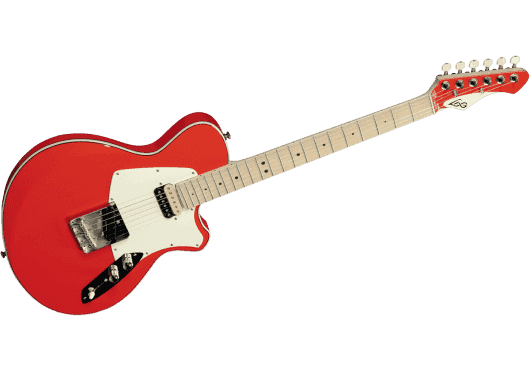 Lâg Guitares Electriques BXE1500-SDM1-RRD