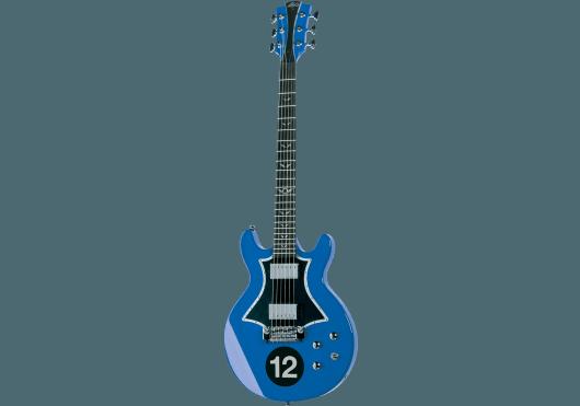 Lâg Guitares Electriques RR1500-FBL