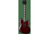 LTD Guitares Electriques VIP256-STBC