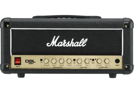 Marshall Amplis guitare DSL15H