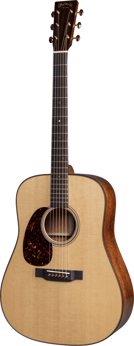 Martin Martin / GUITARES ACOUSTIQUES / MODERN DELUXE / Dreadnought / D-18 Modern Deluxe D-18-MD-L
