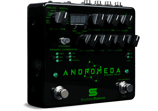 Seymour Duncan PEDALES D'EFFETS ANDROMEDA