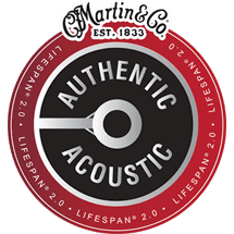Authentic Acoustic Treated