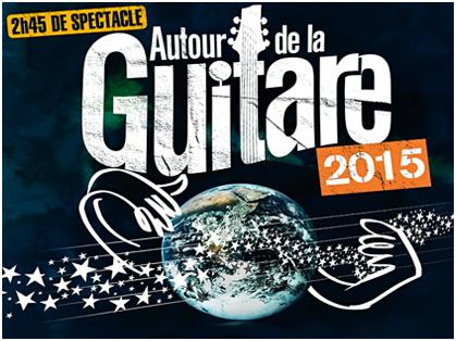 Découvrez Autour de la guitare 2015